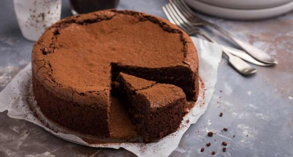 Try this healthy chocolate cake!